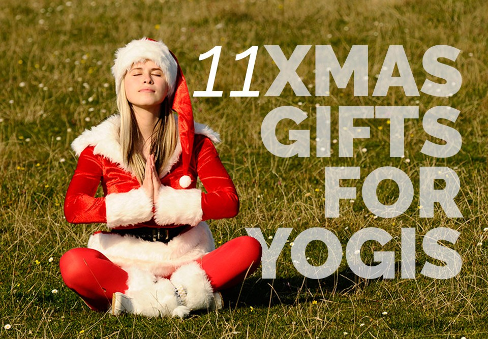 11 Christmas gifts a yoga addict will love