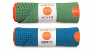 Yogitoes yoga town in a blog about Christmas gifts for yogis